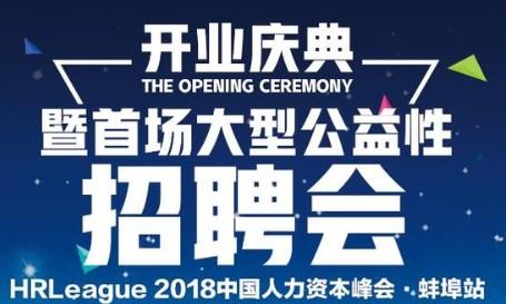 蚌埠市淮上区(皖北)人力资源大市场开业活动